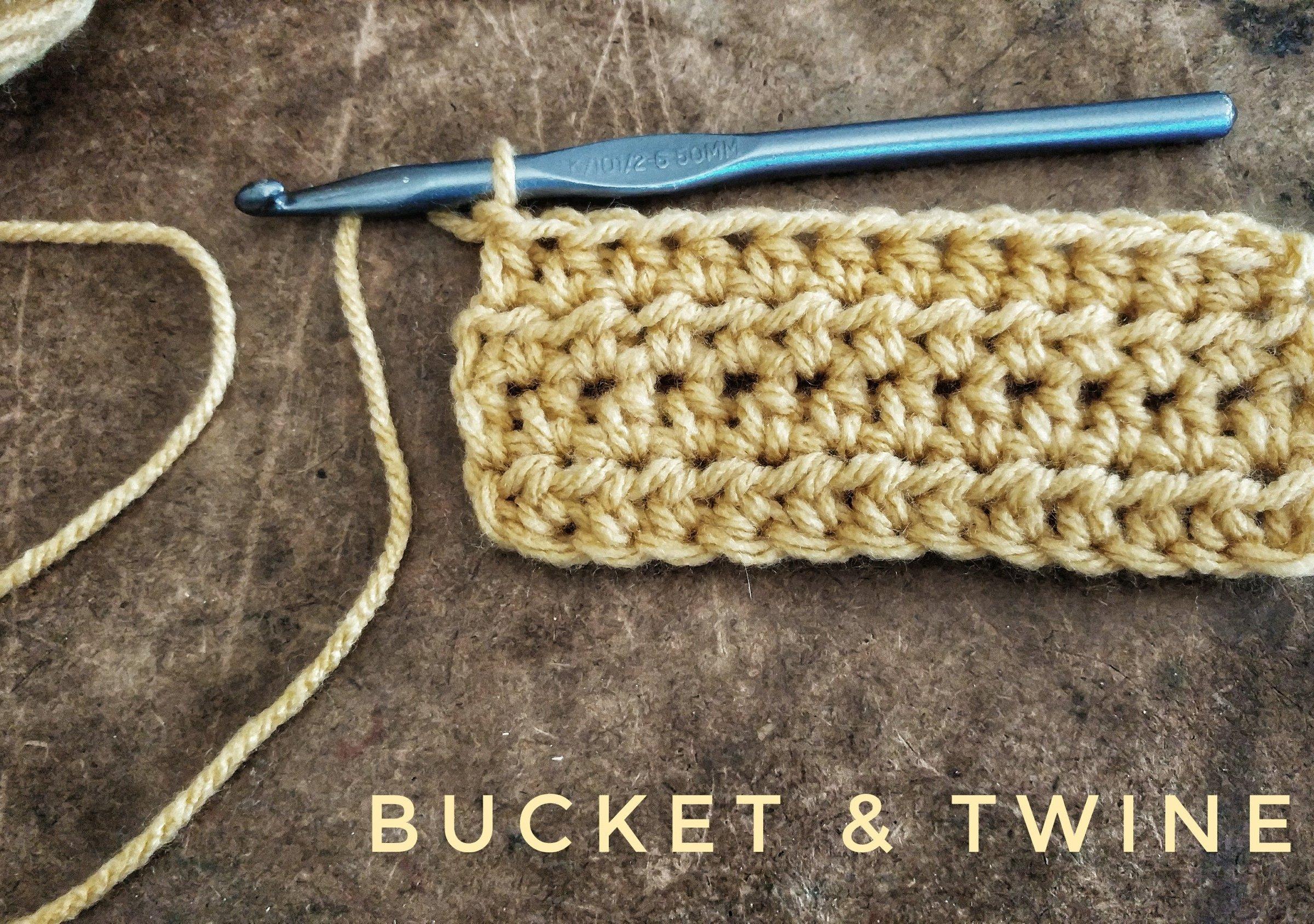 Half Double crochet tutorial with video