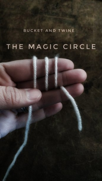 Magic circle starting point