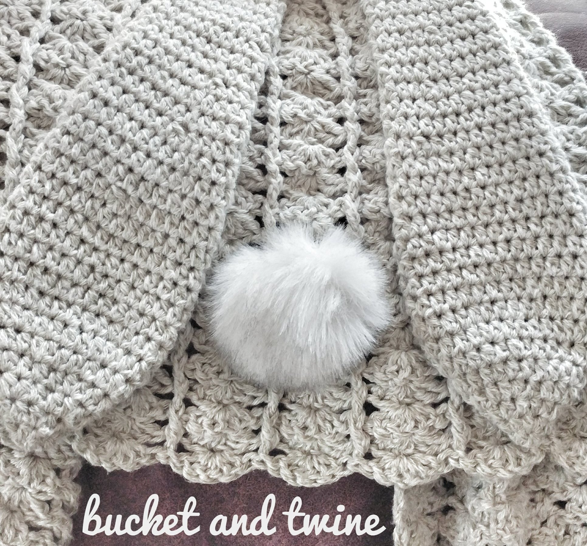 Leah Bunny Cape Pattern – Bucket and Twine